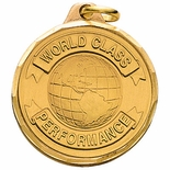 1-1/4 INCH WORLD CLASS PERFORMANCE GLOBE, GOLD
