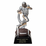 FOOTBALL RESIN TROPHY - NO PLATE