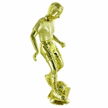 SOCCER FEMALE TROPHY FIGURE