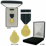 1-1/2 INCH NAVY EXPERT FIFLEMAN MILITARY MEDAL