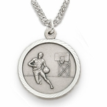 Basketball, Male, St. Christopher Sports Medal