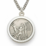 Volleyball, Female, St. Christopher Sports Medal