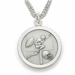 Football, Male, St. Christopher Sports Medal