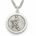 Off Road Bike, Male, St. Christopher Sports Medal