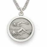 Swimming, Male, St. Christopher Sports Medal