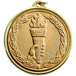 2-1/4 INCH ACHIEVEMENT MEDAL, MULTIPLE COLORS