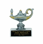 3 INCH RESIN LOVING CUP TROPHY