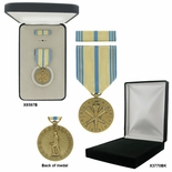 1-1/4 INCH ARMED FORCES RESERVE NAVY MILITARY MEDAL