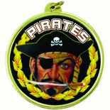 PIRATES MASCOT MYAR MEDAL