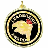 LEADERSHIP AWARD MYLAR MEDAL
