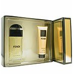 Fendi Donna by Fendi for Women 2 Piece Set Includes: 3.4 oz Eau de Parfum Spray + 4.4 oz Perfumed Body Lotion