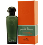 Eau De gentiane blanche BY Hermes For Unisex EAU DE COLOGNE SPRAY 3.3 OZ
