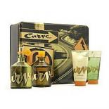 CURVE By Liz Claiborne For Men 4 PIECE GIFT SET-COLOGNE SPRAY 4.2 OZ & DIODORANT STICK 2.6 & HAIR & BODY WASH 2.5 OZ & SKIN SMOOTHER 2.5 OZ  (Gift Set)