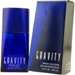 GRAVITY BY Coty For Men COLOGNE SPRAY 1.0 Oz