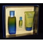 CANDIES Cologne By Candies FOR Men Gift Set ( Cologne Spray 3.3 Oz + Miniature + Shave Cream 4.4 Oz)
