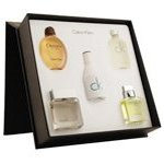 CALVIN KLEIN VARIETY 5PCS MINI SET by Calvin Klein For Men 5 PIECE MENS MINI VARIETY WITH OBSESSION & ETERNITY & EUPHORIA & CK ONE & CK IN2U AND ALL ARE 0.5 OZ EDT  (Gift Set)