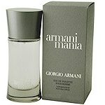 MANIA by Giorgio Armani EDT SPRAY 1.7 OZ