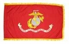 U.S. Marine Corps Indoor Presentation Flags