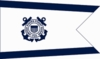 U.S. Coast Guard  Broad Command Pennants