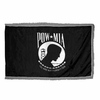POW/MIA Indoor  Presentation Flags