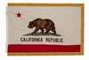 California State Indoor Presentation Flags