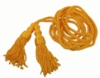Gold Flagpole Ornamental Tassel