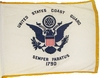 U.S. Coast Guard Departmental/Organizational Flag (Embroidered)