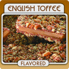 English Toffee Flavored Coffee (1/2lb Bag)