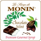 Monin Chocolate Mint Syrup