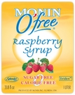 Monin *Sugar-Free* Raspberry Syrup