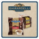 Ghirardelli Double Chocolate Hot Cocoa, 1.5oz Pack of 15