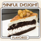 Sinful Delight Flavored Coffee (1/2lb Bag)