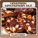 Hawaiian Macadamia Nut Flavored Coffee (1/2lb Bag)