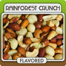 Rainforest Crunch Flavored Coffee (1/2lb Bag)
