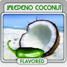 Jalapeno Coconut Flavored Coffee (1/2lb Bag)