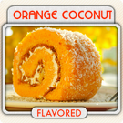 Orange Coconut Flavored Coffee (1/2lb Bag)