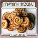 Hawaiian Hazelnut Flavored Coffee (1/2lb Bag)