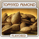 Toasted Almond Flavored Coffee (1/2lb Bag)