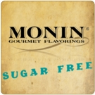 Monin Sugar Free Syrup