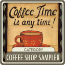 Coffee Shop Sampler