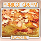 Apricot Cream Flavored Coffee (1/2lb Bag)