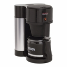 Bunn NHBX Home Coffee Brewer (Black)