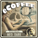 eCoffee Decaf Coffee Blend (1/2lb Bag)