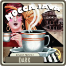 Mocca Java Blend Decaf Coffee (1/2lb Bag)