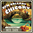Decaf New Orleans Style Chicory Coffee (1/2lb Bag)
