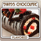 Swiss Chocolate Flavored Coffee (1/2lb Bag)