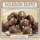 Bourbon Truffle Flavored Coffee (1/2lb Bag)