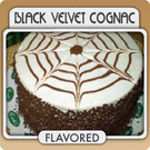 Black Velvet Cognac Flavored Coffee (1/2lb Bag)