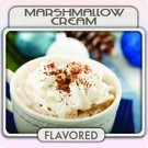 Marshmallow Cream Flavored Coffee (1/2lb Bag)