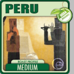 Organic Peru Coffee (1/2 lb Bag)